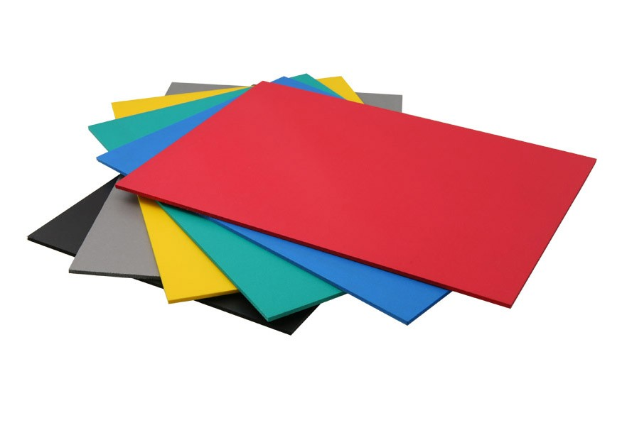 colorful pvc foam board for advertisment